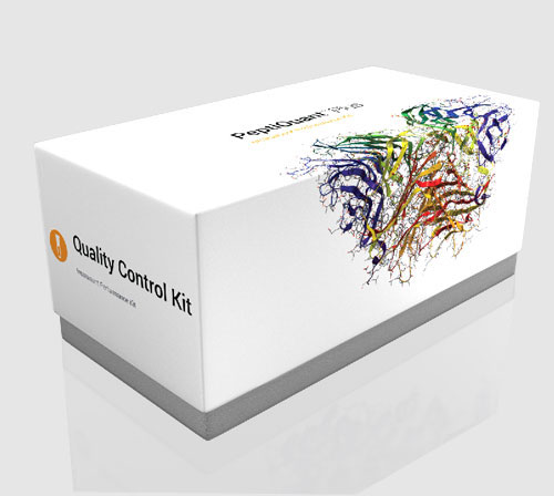 PeptiQuant™ Plus LC-MS Comprehensive Platform Performance Kits Image